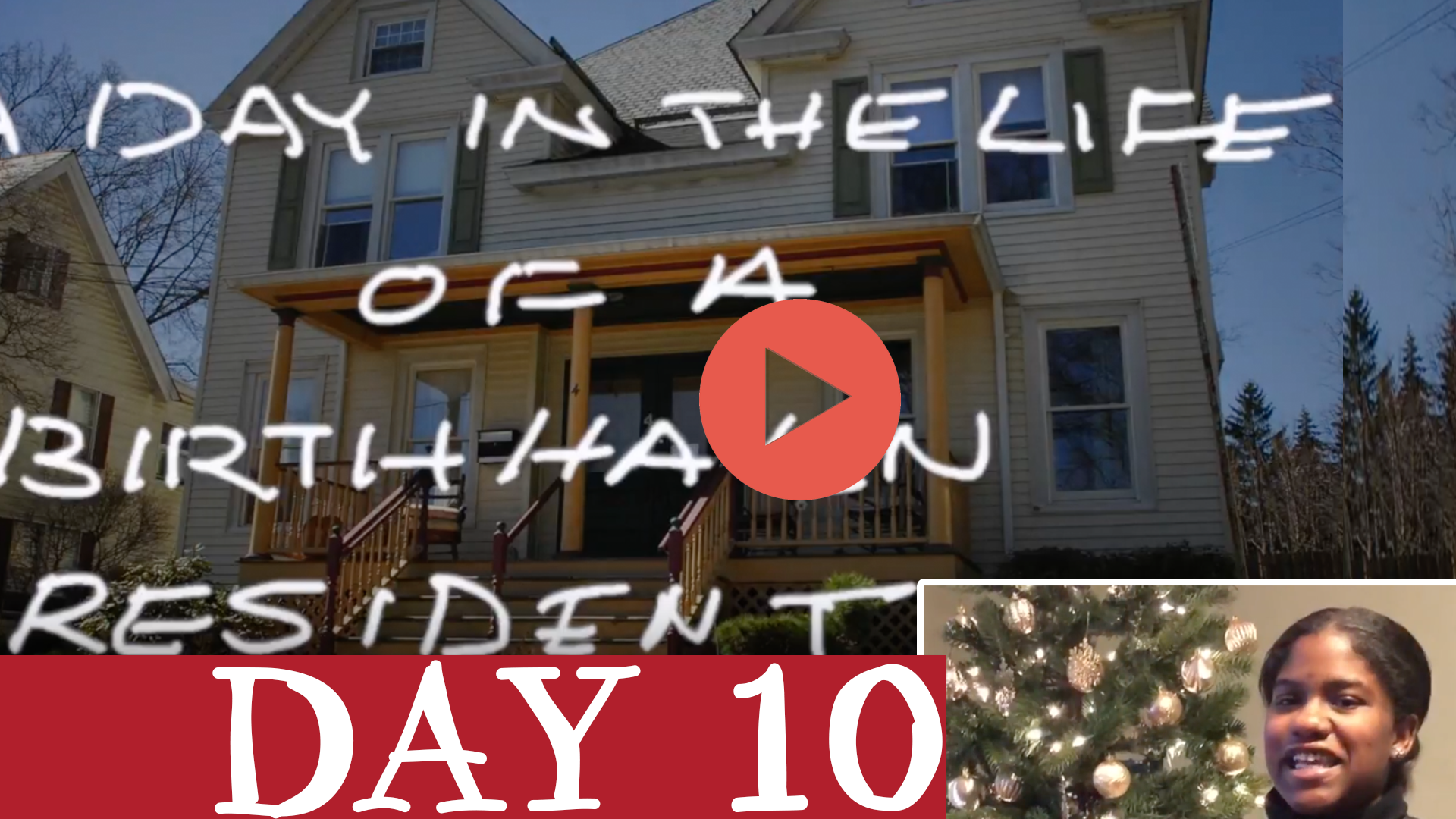 Day 10 of our 12 Days of Hope Drive